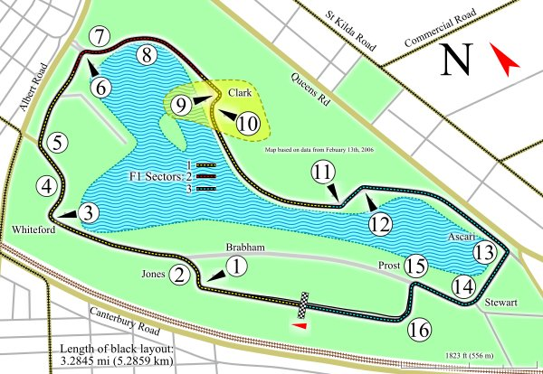 Albert_Lake_Park_Street_Circuit_in_Melbourne_Aust