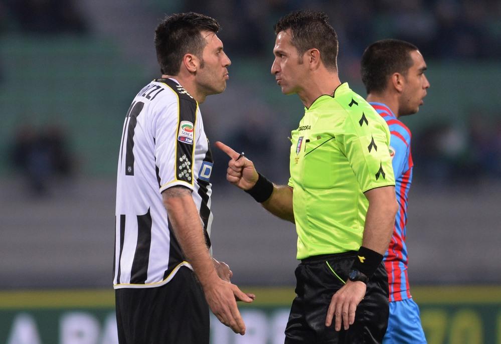 Udinese Calcio v Calcio Catania - Serie A